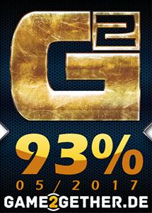 93% - Gold Award
