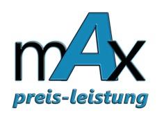 mAx preis-leistung
