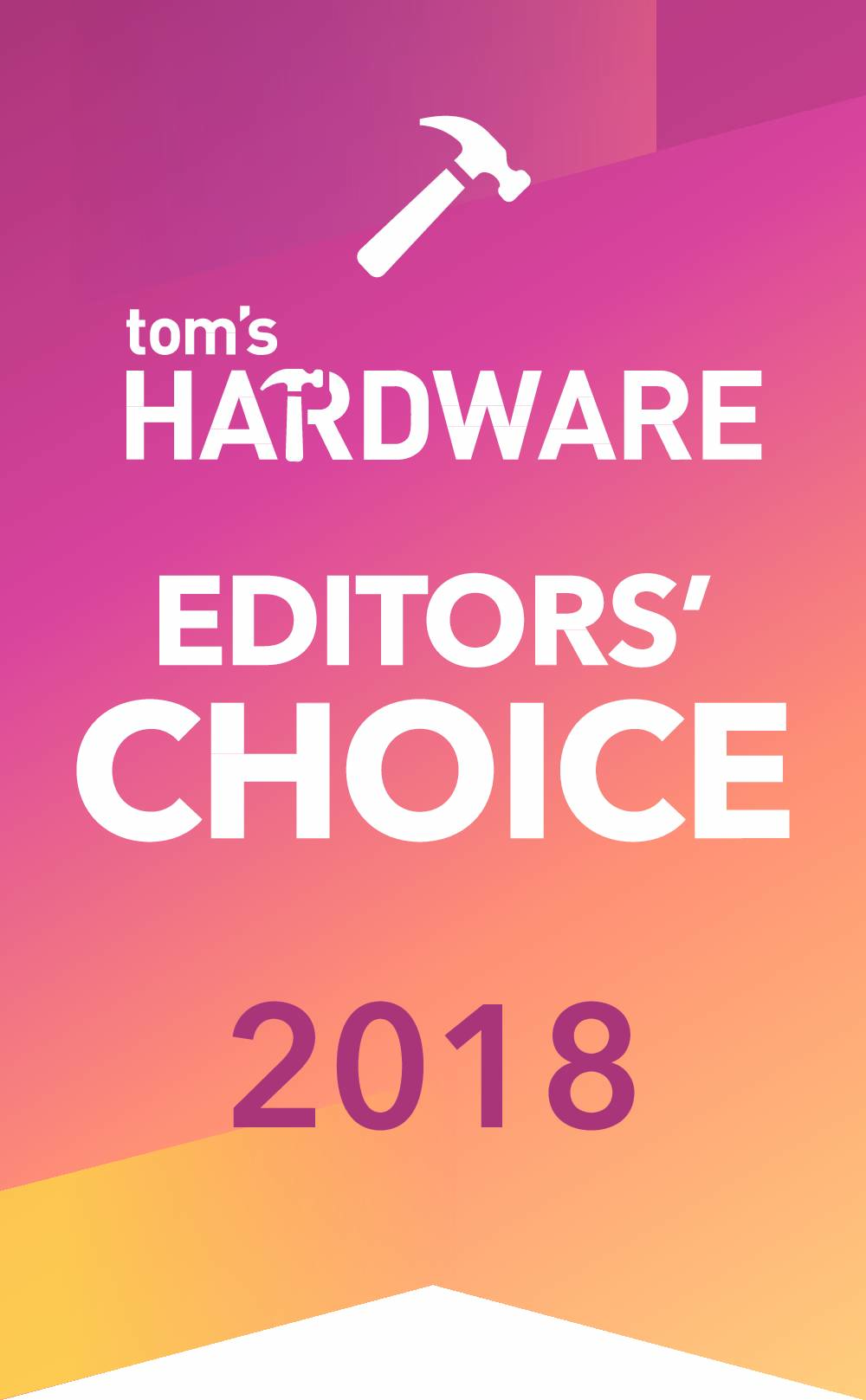 Editors' Choice 2018