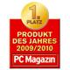 1. Platz - Produkt des Jahres 2009/2010