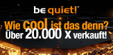 Wie cool ist das denn? be quiet! Dark Rock PRO 4 - über 20.000 x verkauft!