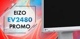 EIZO FlexScan EV2480 PROMO