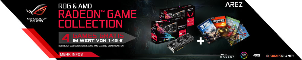 ASUS Radeon™ Game Collection