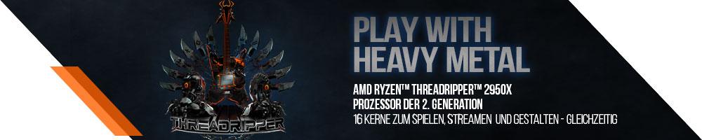 AMD Ryzen™ Threadripper™ 2950X
