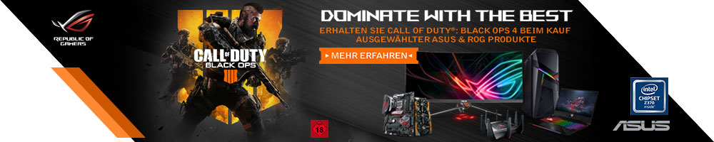 ASUS Call of Duty®: Black OPS