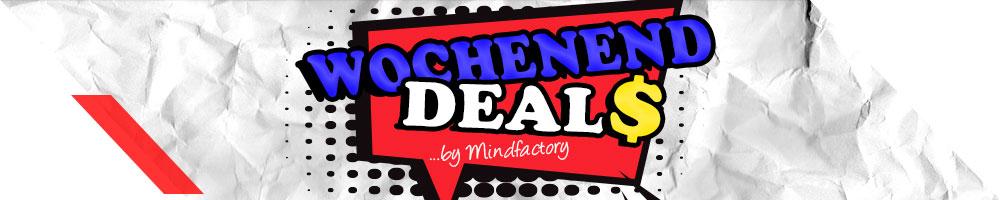 Wochenend Deals ... by Mindfactory