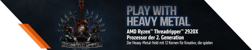 AMD Ryzen™ Threadripper™ 2920X