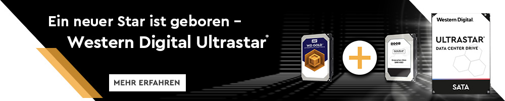Western Digital Ultrastar®