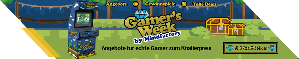 Gamer's Week by Mindfactory 2019
