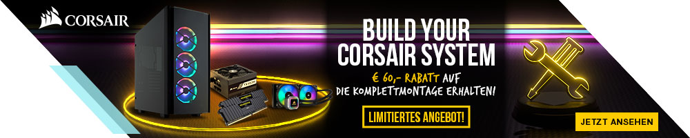 BUILD YOUR #CorsairSystem