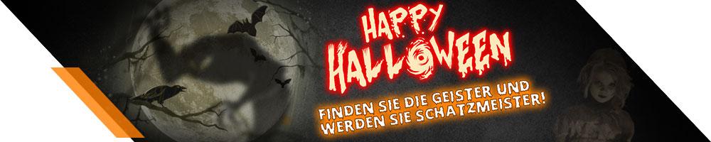 be quiet! Halloween Aktion KW44