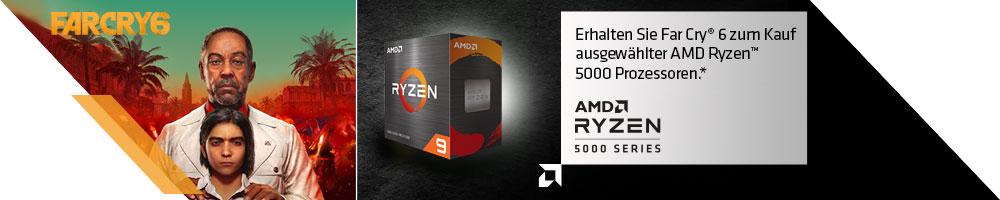AMD Ryzen™ Game Bundle - Gerüstet für den Sieg