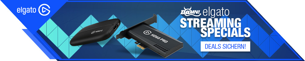 DAMN! ELGATO STREAMING SPECIALS