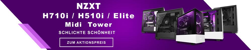 NZXT H710i / H510i / Elite Deals