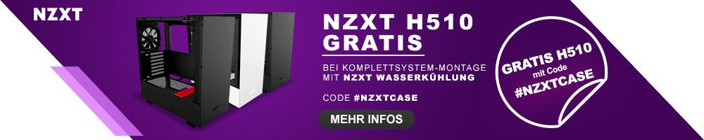 NZXT H510 GRATIS MIT CODE #NZXTCASE