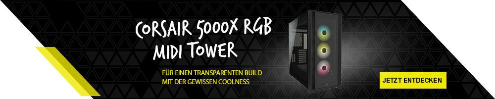 Corsair 5000X RGB Midi Tower