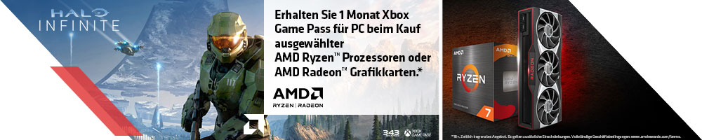 AMD Xbox Game Pass Equipped for Battle Game Bundle