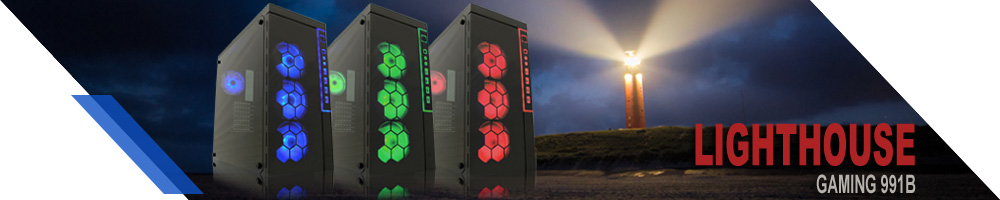 LC-POWER LIGHTHOUSE GAMING 991B