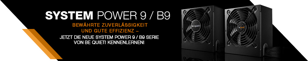 SYSTEM POWER 9 / B9