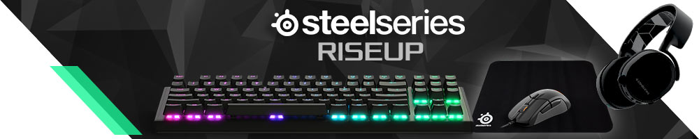 SteelSeries RiseUp