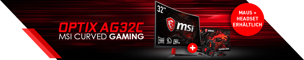 MSI GAMING PACK