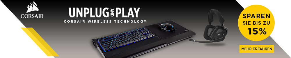 Corsair UNPLUG AND PLAY
