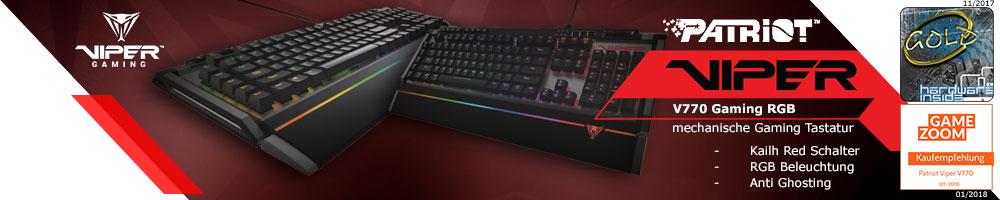 PATRIOT VIPER V770 Gaming RGB