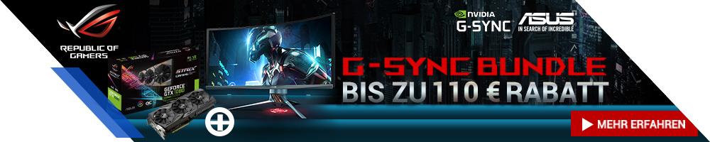 ASUS GSYNC Bundle