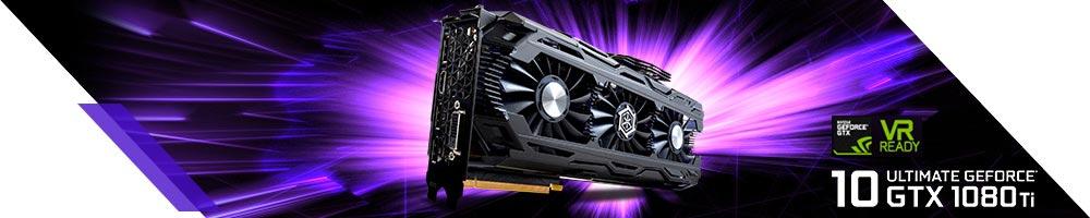 Inno3D GeForce® Ultimate GTX™ 1080 Ti