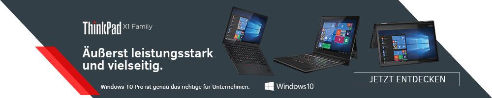 Lenovo ThinkPad X1 Familie