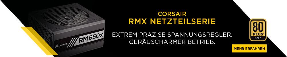 CORSAIR RMX NETZTEILSERIE