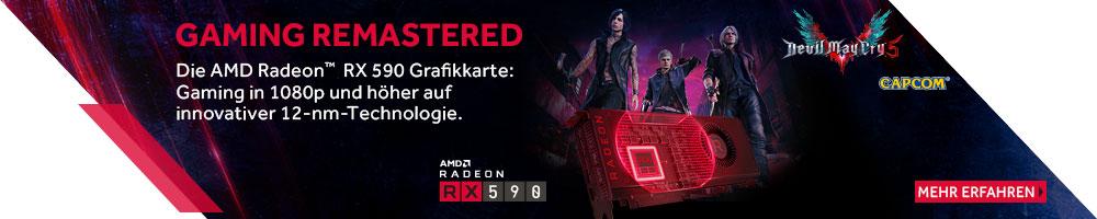 AMD GAMING REMASTERED