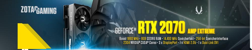 ZOTAC GeForce® RTX 2070