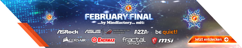 February Final by Mindfactory