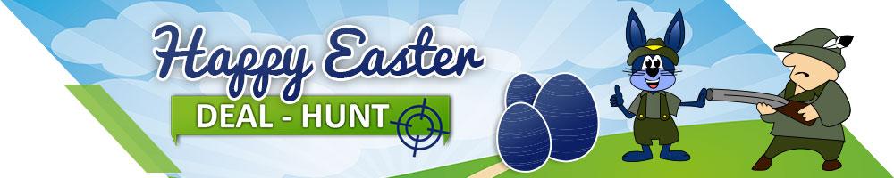 DAMN! Happy Easter - Deal Hunt