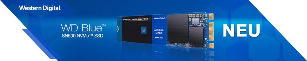 WD Blue SN500 NVMe&trade SSD