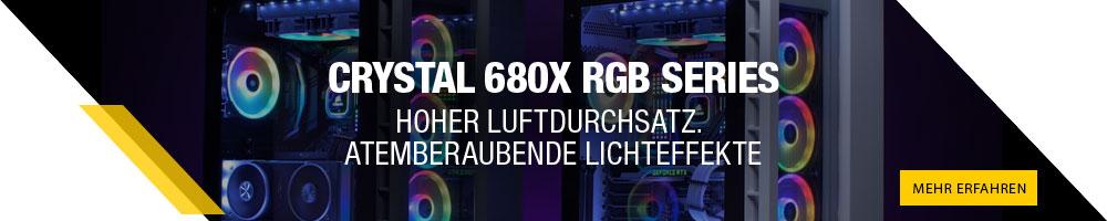 CORSAIR CRYSTAL 680X RGB SERIES