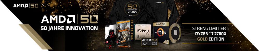 AMD 50 JAHRE INNOVATION