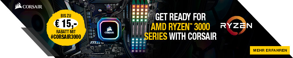 GET READY FOR AMD RYZEN™ 3000 SERIES