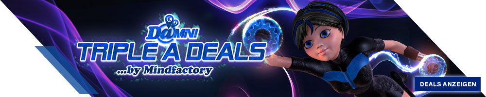 TRIPLE A DEALS by Mindfactory
