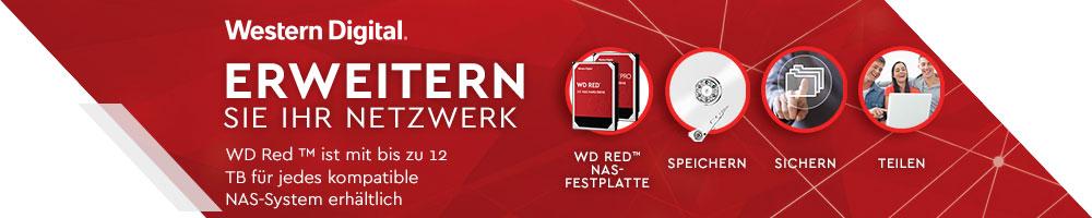WD Red™Festplatten