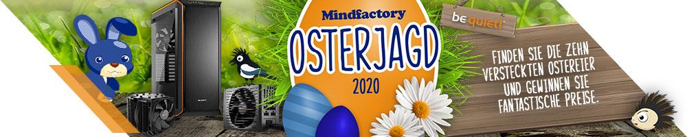 Ostergewinnspiel 2020 mit be quiet!