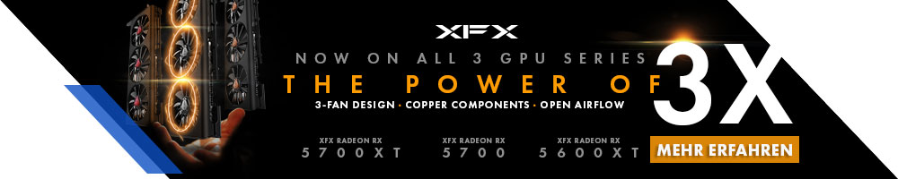 XFX THE POWER OF 3X