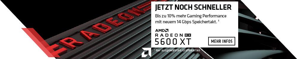AMD RADEON™ RX 5600 XT
