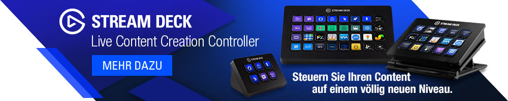 Corsair Elgato Stream Deck