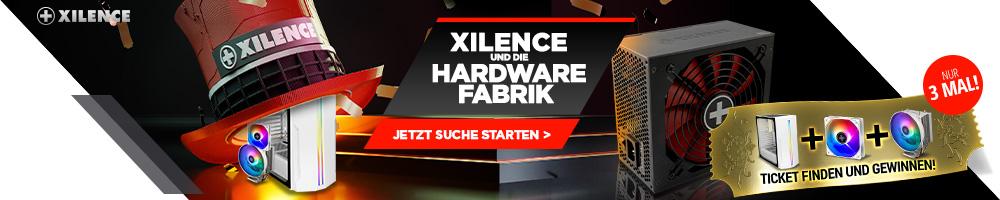 Xilence und die Hardwarefabrik