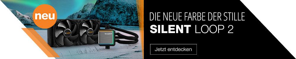 be quiet! Silent Loop 2