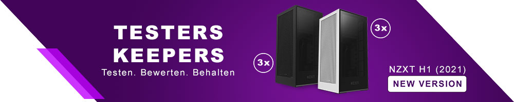 Testers Keepers NZXT H1 New Version