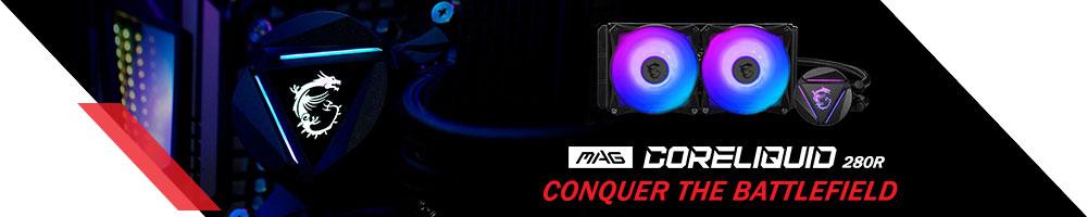 MSI MAG CoreLiquid 280R
