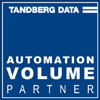 Tandberg Data Automation Volume Partner